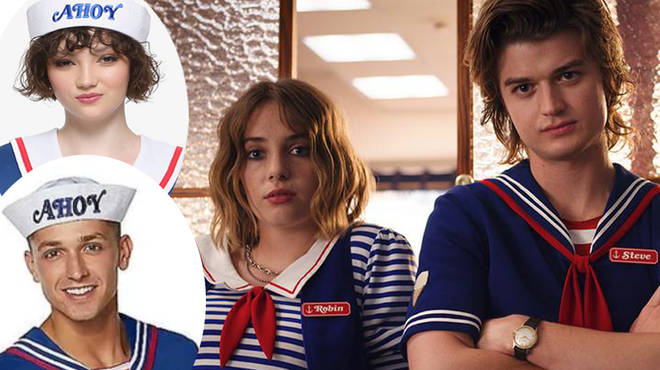 You Can Buy The Stranger Things Scoops Ahoy Outfit That Robin And Steve Wear IRL