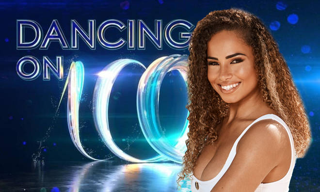 Amber Gill will apparently be in 2020's Dancing On Ice line-up