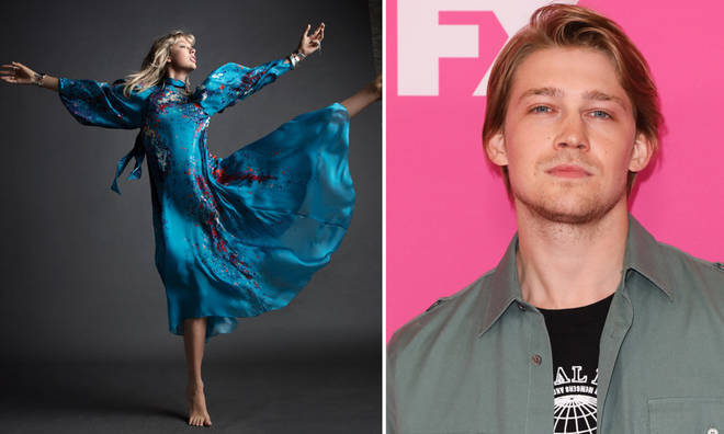 Taylor Swift sparked rumours she's engaged to Joe Alwyn