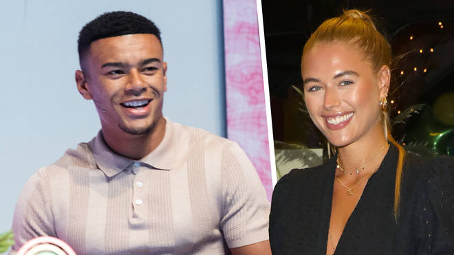 Wes Nelson was spotted kissing former Love Islander, Arabella Chi