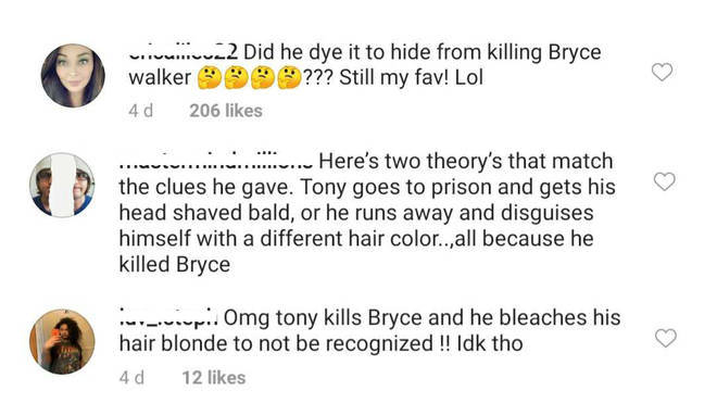 13 Reasons Why fans theorise that Tony killed Bryce Walker in season 3