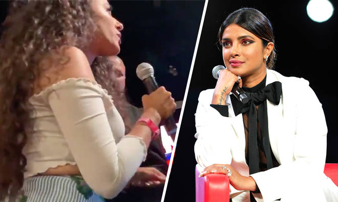 Priyanka Chopra's tense exchange with a fan over 'hypocrite' tweet