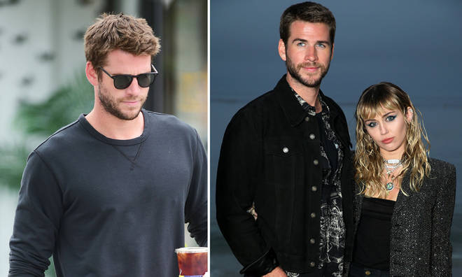 Liam Hemsworth has broken his silence on his split from Miley Cyrus