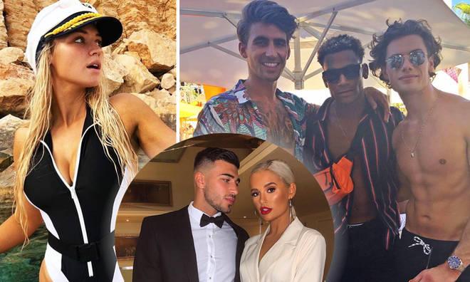 Love Island stars 'didn't invite Molly-Mae & Tommy' to Ibiza