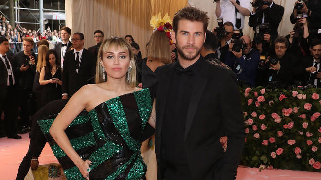Miley Cyrus and Liam Hemsworth split in August 2019