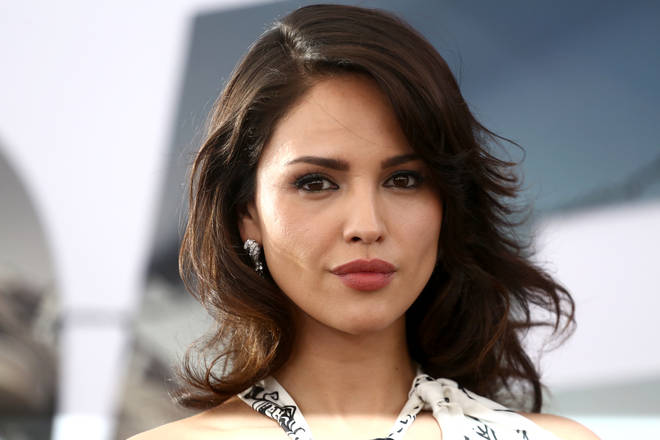 Liam Hemsworth was spotted kissing Eiza González shortly after splitting from Miley the first time