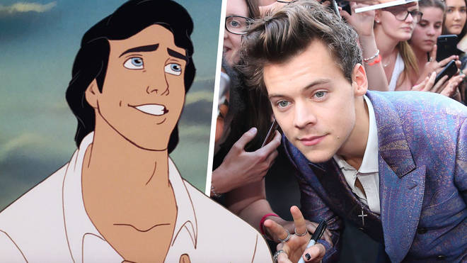 Harry Styles has apparently turned down the role of Prince Eric