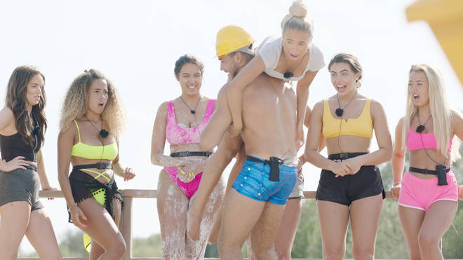 "A former islander claims the Casa Amor contestants were ""forgotten about"""