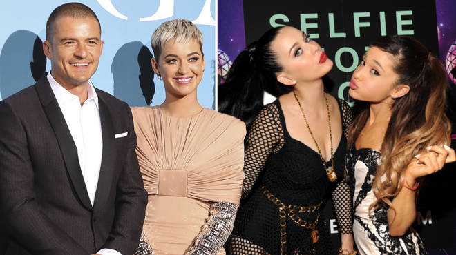 Ariana Grande paid for Katy Perry and Orlando Bloom's meal