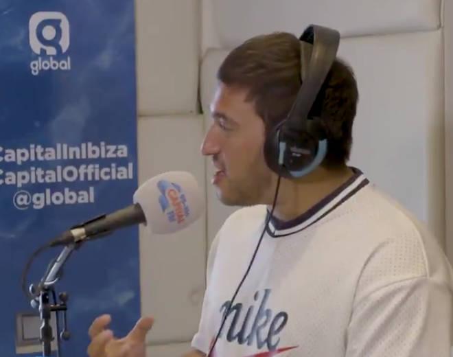 Jonas Blue plays Shocktails in Ibiza