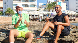 Jax Jones raved about Ibiza with Marvin Humes