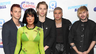 Halsey is good friends with 5SOS