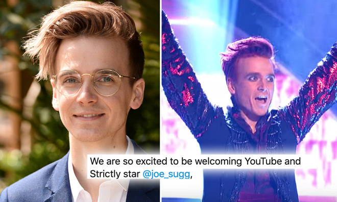 Joe Sugg has landed his first acting role