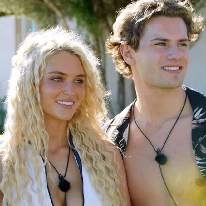 Lucie Donlan and Joe Garratt have been seen holding hands since Love Island ended