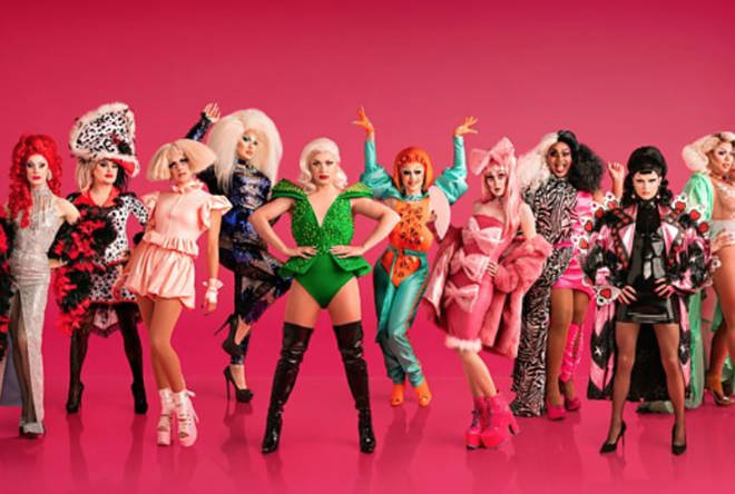 The Drag Race UK line-up has been announced