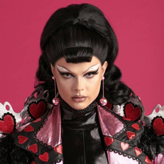 Gothy Kendoll wrote a dissertation on drag!