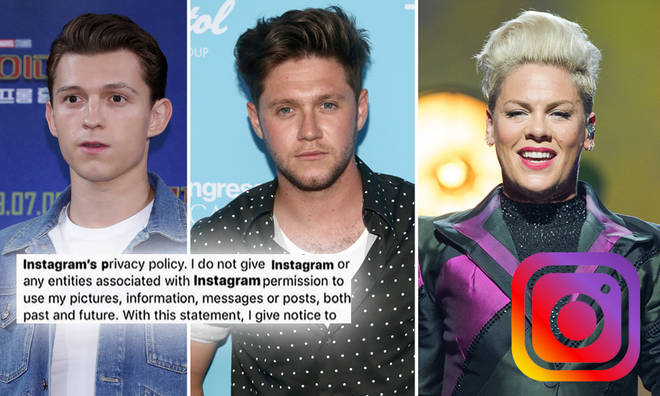 The Instagram Policy Hoax Dozens Of Celebs Have Been Duped
