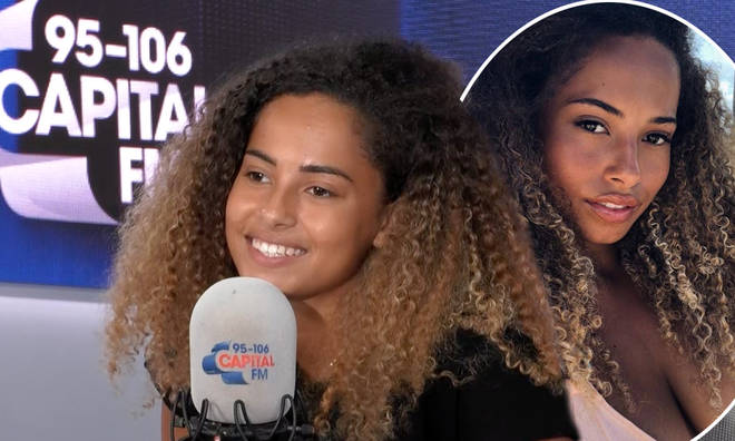 Amber Gill said she's thinking of having her teeth done