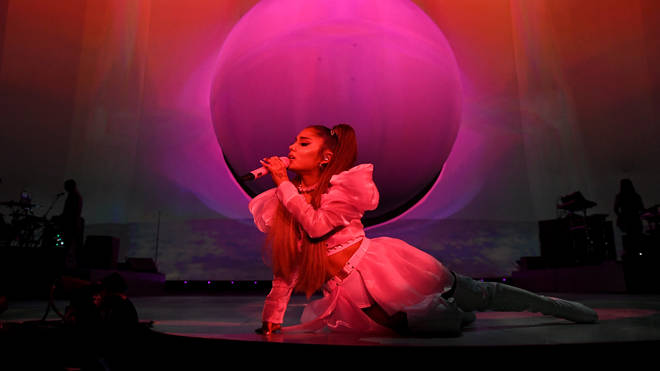 "Ariana Grande ""Sweetener World Tour"" - London"