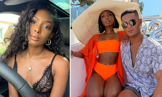 Jourdan Riane sparked speculation she'd split from Danny Williams