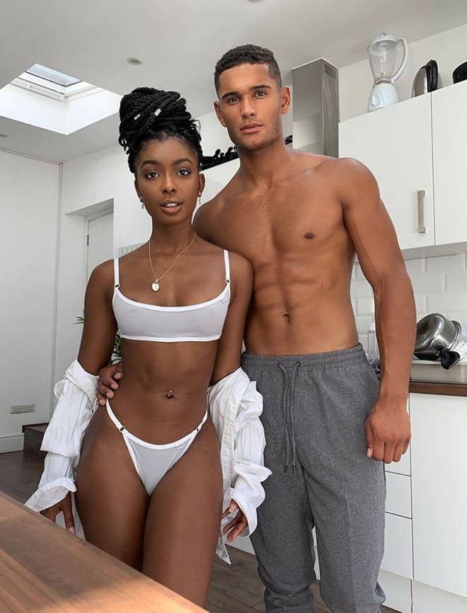 Danny Williams and Jourdan Riane have been dating since they left Love Island