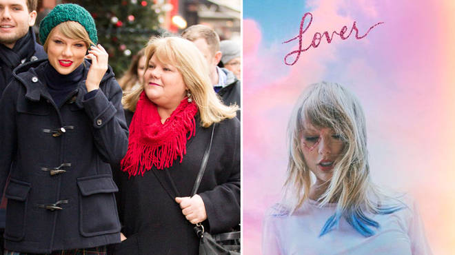 Taylor Swift is super close to her mum Andrea