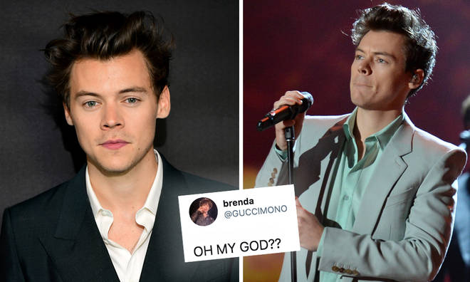 Harry Styles Fans React To Him Admitting He Used Drugs To Help
