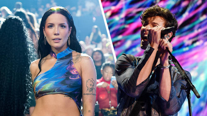 Halsey clapped back at trolls who claimed she was ignoring Shawn Mendes