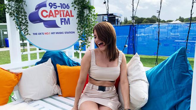 Aimee Vivian at Fusion Festival 2019