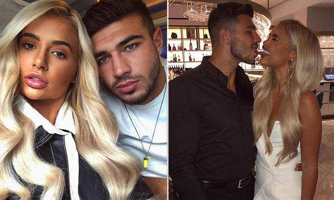 The cute couple met on the 2019 series of Love Island.