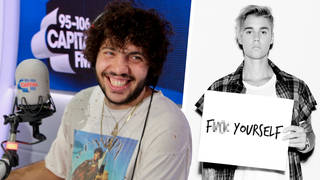 benny blanco stopped Ed Sheeran from swearing when writing 'Love Yourself'