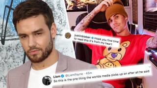 Liam Payne defends Justin Bieber over heartfelt Instagram post