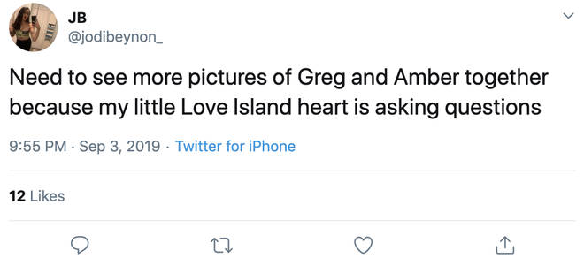 Fans Speculating Amber And Greg Split
