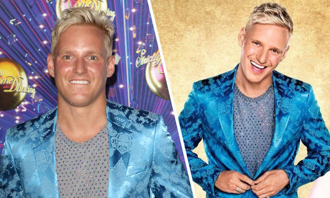 Jamie Laing forced to pull out of Strictly after suffering foot injury