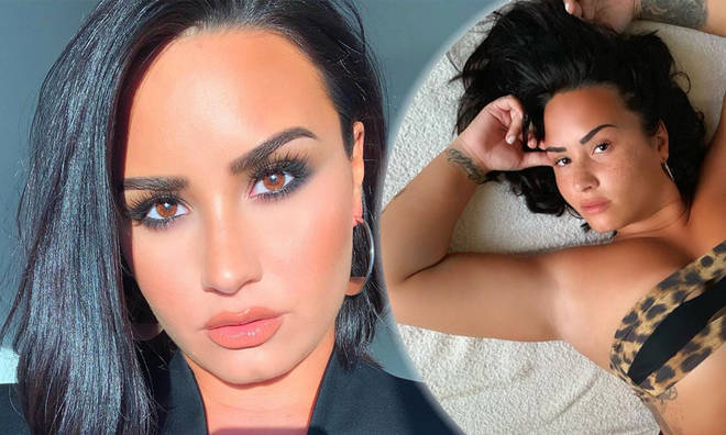 Demi Lovato posts unedited bikini snap, facing her 'biggest fear'
