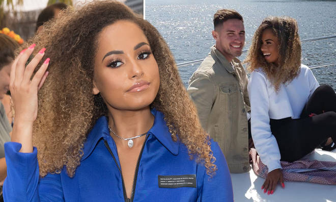 Amber Gill and Greg O'Shea split just five weeks after winning Love Island