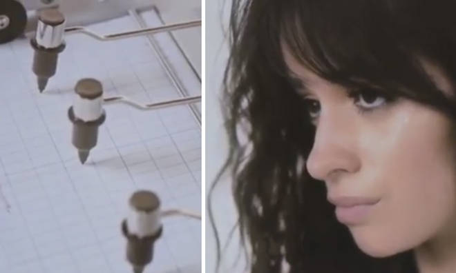 Camila Cabello takes lie detector test in 'Liar' music video