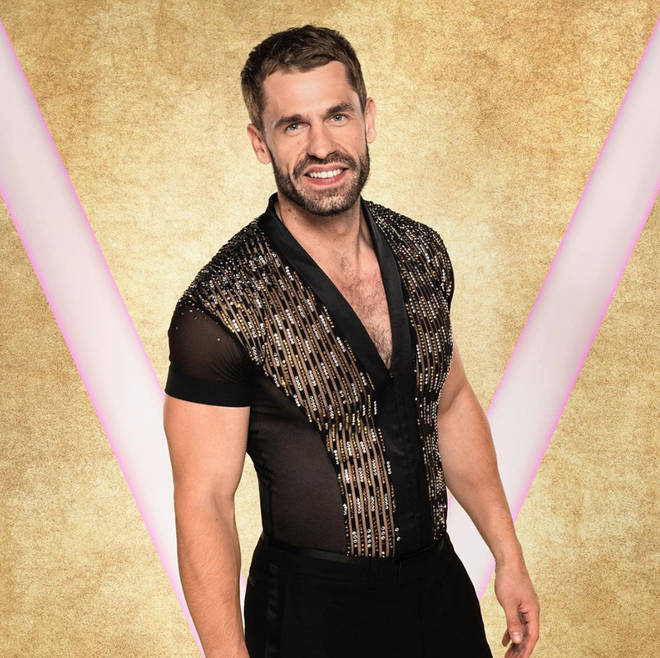 Kelvin Fletcher has joined the Strictly 2019 line-up