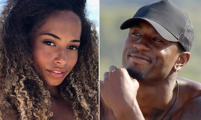 Amber and Ovie were BFFs in the Love Island villa.