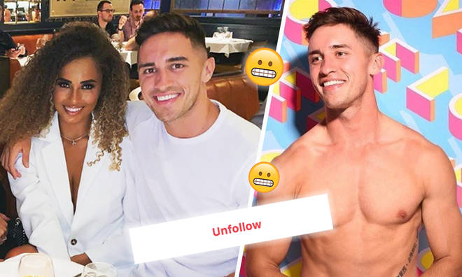 Greg O'Shea loses thousands of followers after dumping Amber Gill