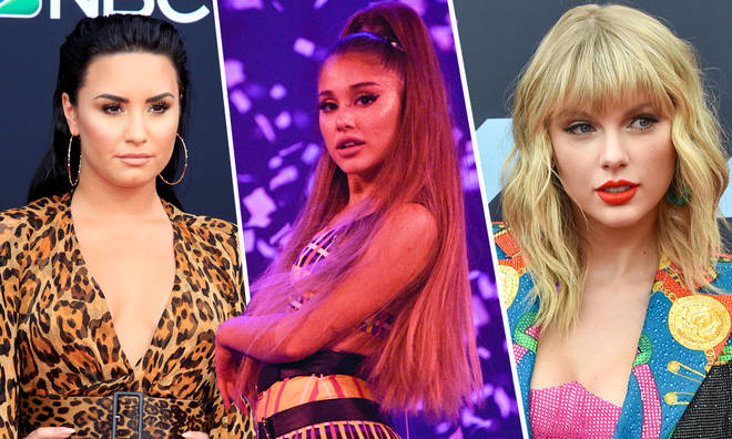 Someone has broken down your favourite star's concert attendance record