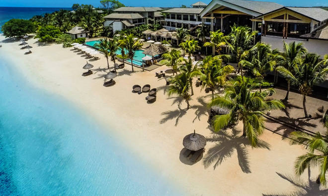 The Intercontinental Mauritius