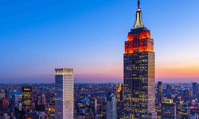 Win a four night stay in New York for you and a friend!