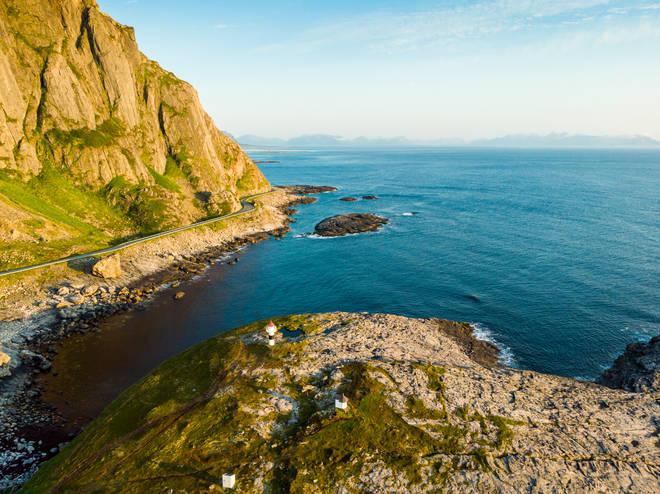 Andoya island Norway