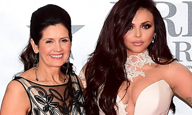 Jesy's mum appears in the documentary.