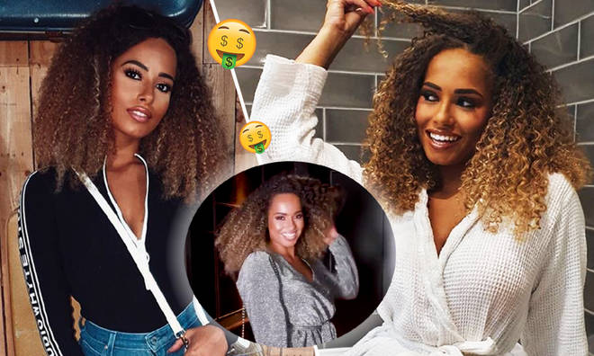 Amber Gill bags herself the biggest fashion deal of the 2019 Love Island bunch