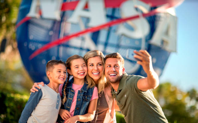 Visit the Kennedy Space Center during your Floriday vacation!