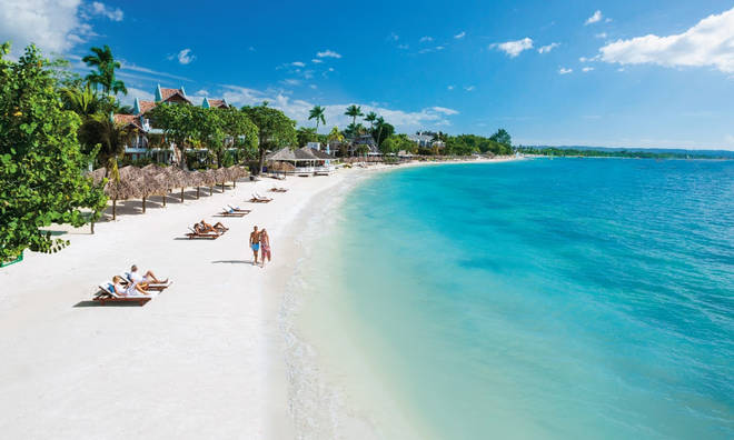 Win a luxurious holiday for two to Jamaica!