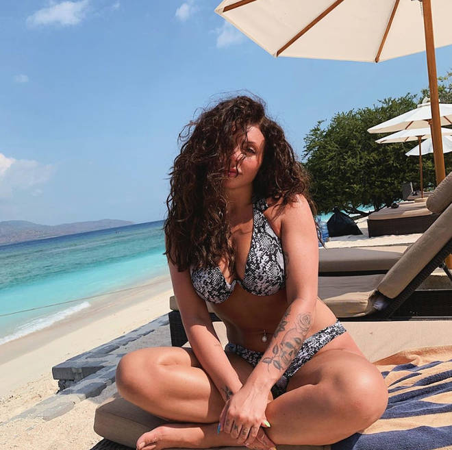 Jesy Nelson's curls are incredible