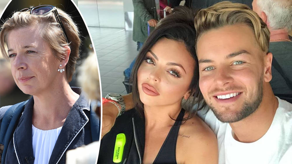 Jesy Nelson's Boyfriend Chris Hughes Dubs Katie Hopkins 'B***h' After Her Cruel Jibe At Little Mix Star's...